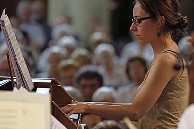 « Les Métamorphoses du Clavecin » : Couperin, Mâche, Ligeti, Xenakis, Schoeller, Bach... à Saintes