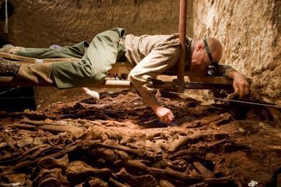 Les métiers de l'archéologie à Beziers