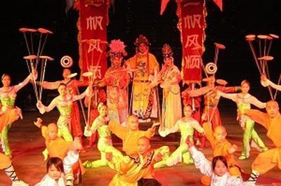 Les Moines Shaolin  Nouveau Spectacle à Belfort
