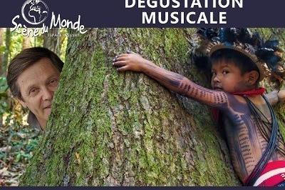 Les Musiques De La Terre Avec Frank Tenaille à Savigny le Temple