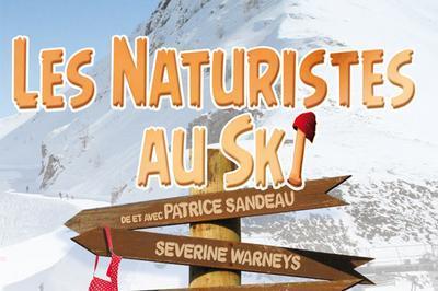 Les Naturistes Au Ski à Lyon