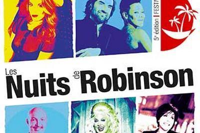 Les nuits de Robinson 2017