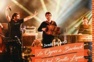 Les Ogres De Barback à Poitiers