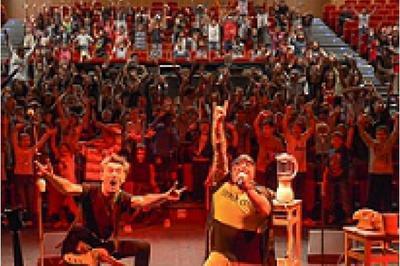 Les Oreilles Rouges - Concert Pour Les Minots à Montauban