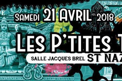 Les P'tites Tribus à Saint Nazaire