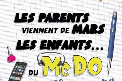 Les Parents Viennent De Mars, à Metz