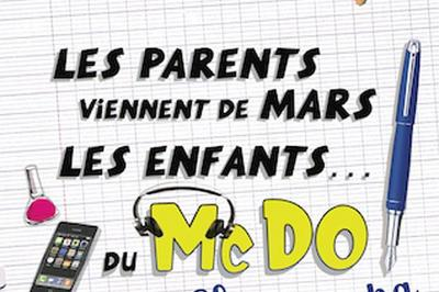 Les Parents Viennent De Mars à Rouen