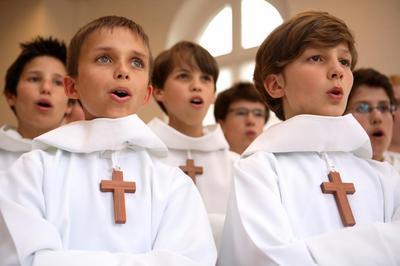Les Petits Chanteurs à Roanne