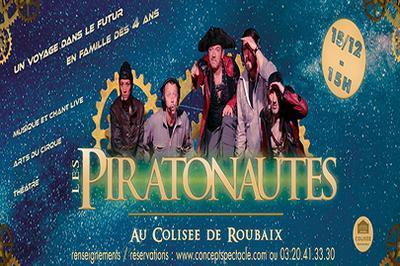 Les Piratonautes à Roubaix