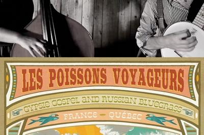 Les Poissons Voyageurs & Les Two Birdz musiques du monde et duo folk à Grenoble