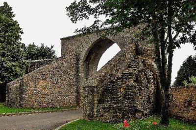 Les Portes Médiévales à Bourg le Roi