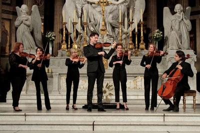 Les Quatre Saisons De Vivaldi : Ave Maria Et Adagios Célèbres à Paris 8ème