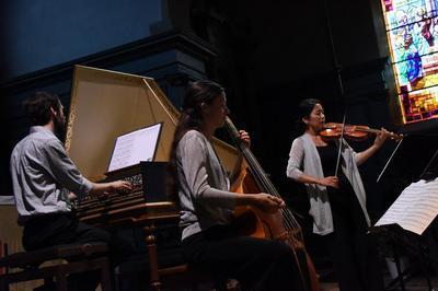 Les Racines de Bach à Luxeuil les Bains