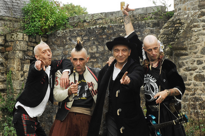 Les Ramoneurs De Menhirs +Los K Sos à Saint Etienne