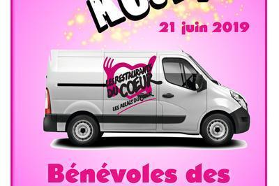 Les Restos Du Coeur Font Leur Show à Paris 9ème