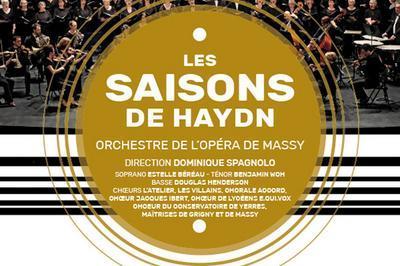 Les Saisons De Haydn à Massy