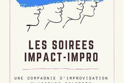 Les Soirées Impact-Impro à Metz