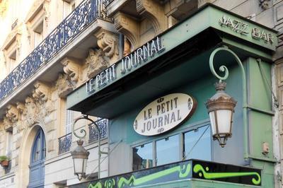 Les Southern Stompers à Paris 5ème