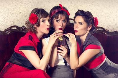 Les Swingirls à Rasteau