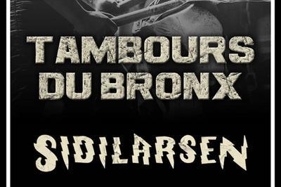 Les Tambours Du Bronx à Toulouse