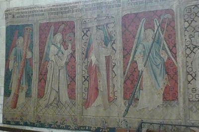 Les Tapisseries De Notre-dame De Nantilly à Saumur
