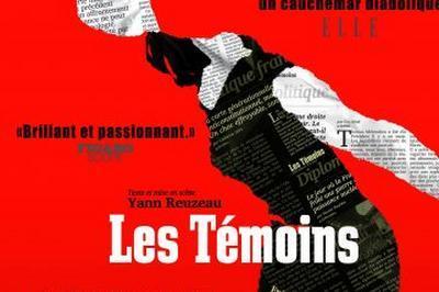 Les Temoins à Paris 18ème