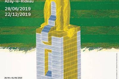 Les Tours de Babel à Azay le Rideau