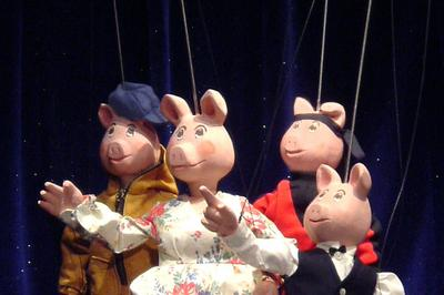Les Trois Petits Cochons à Amiens