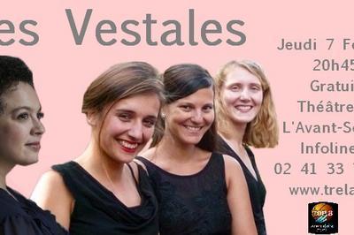 Les Vestales à Trelaze