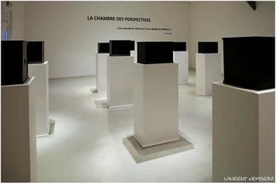Les visiteurs du samedi > expo « La Chambre des perspectives » à Bar le Duc