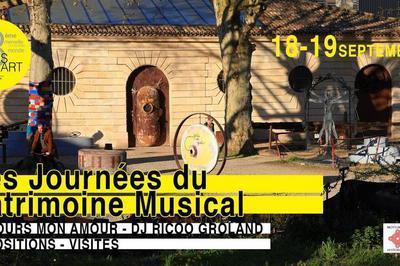 Les Vivres de l'Art • Journées du Patrimoine Musical à Bordeaux