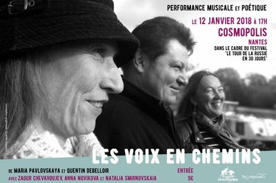 Les voix en chemins à Nantes