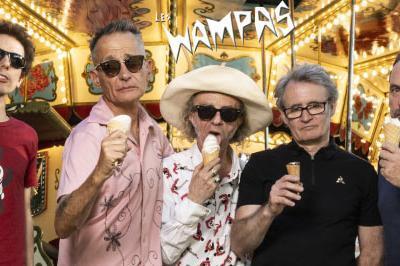Les Wampas   Slurp à Trappes