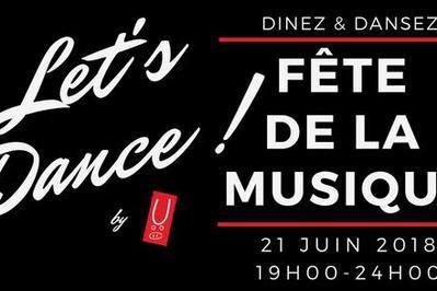 Let's Dance ! Fête de la Musique 2018) à Montigny le Bretonneux