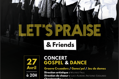 Let's Praise & Friends à Villeurbanne