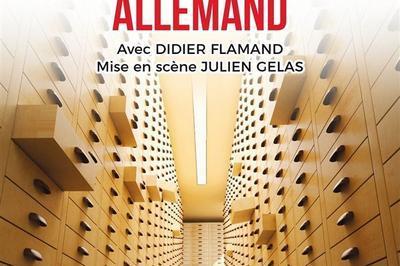 Lettre à Un Ami Allemand à Avignon