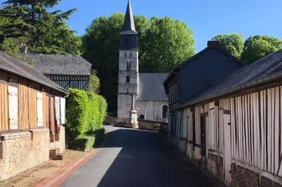 Lever Les Yeux à Saint André D'hébertot à Saint Andre d'Hebertot