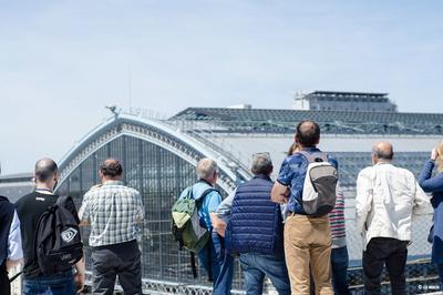 Levez Les Yeux Dans Les Coulisses De La Gare ! à Bordeaux