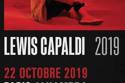 Lewis Capaldi à Paris 10ème