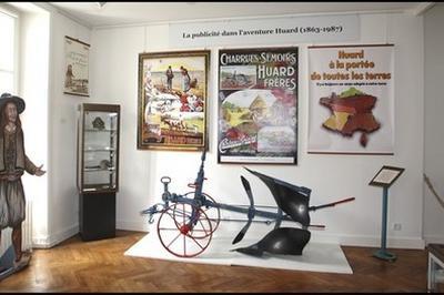 Lieu De Mémoire Scientifique, Muséographique Et Historique Sur L'histoire Et Le Patrimoine De L'entreprise Huard. à Chateaubriant