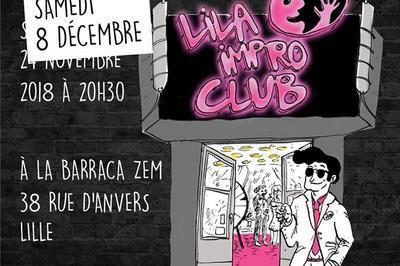 Lila Impro Club à Lille