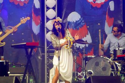 Lilly Wood And The Prick à Serignan