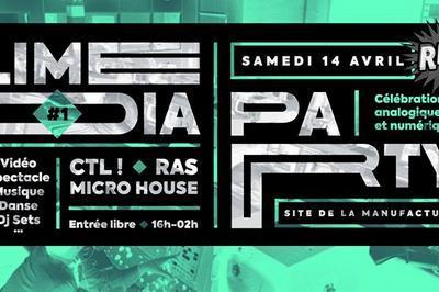 Limedia party #1 à Nancy