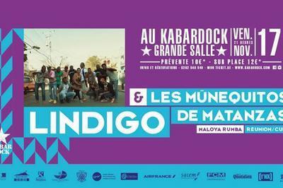 Lindigo & Les Muñequitos de Matanzas à Le Port
