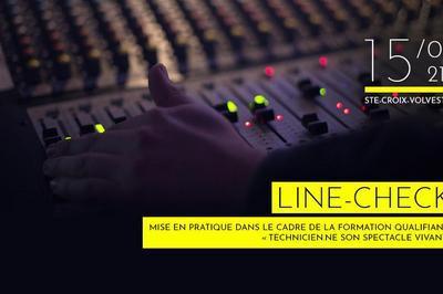 Line Check 2/2 à Sainte Croix Volvestre