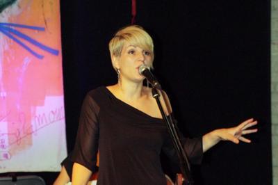 Lise Martin à Evres