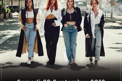 Little Mix à Paris 15ème