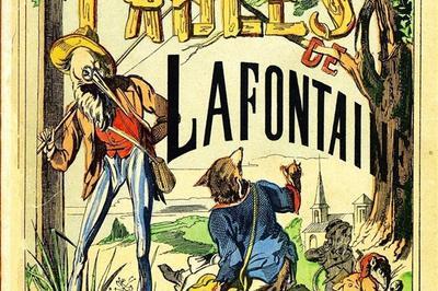 Livre XII Des Fables De La Fontaine à Paris 9ème