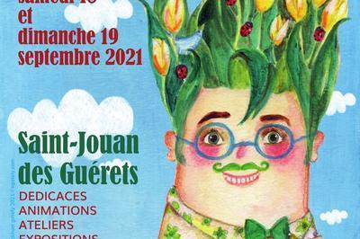 Livres au jardin 2021