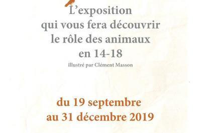 Livret-jeu Autour De L'exposition Héros Oubliés, Les Animaux Dans La Grande Guerre à Limoges